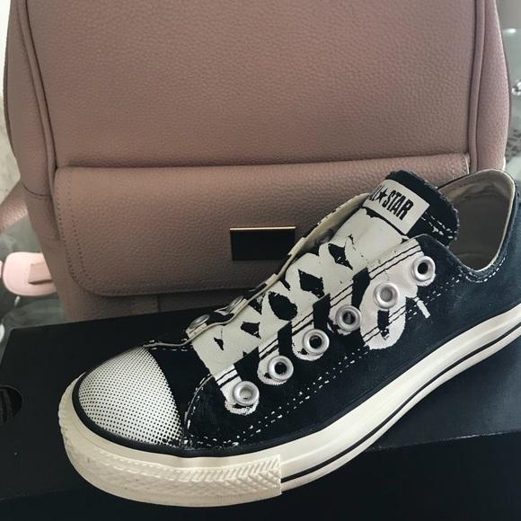 62d31db3c8d0 No Lace Converse Poshmark Sneakers Shoes xR5YFnWqU